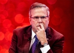 JEB BUSH RED BACKGROUND