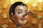 PINNOCCHIO WOODEN HEAD